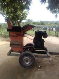 Motor completo com forageira nogeira