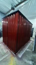 Container de depósito de 3,00x2,00 por 2,10 de altura