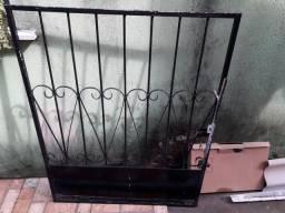 Portão 1,20 altura 95 largura