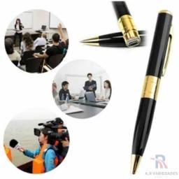 caneta espiã excepcional produto permite cartão de ate 32gb