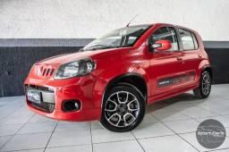 Título do anúncio: Fiat uno sporting 1.4 8v 2012/2012 manual