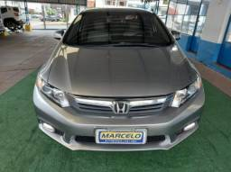 Honda Civic Lxs 1.8 4P
