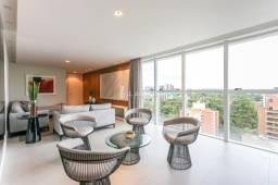 Apartamento à venda com 3 dormitórios em Cabral, Curitiba cod:AP0214