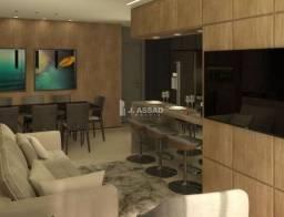 Apartamento à venda com 3 dormitórios em Cabral, Curitiba cod:AP0196