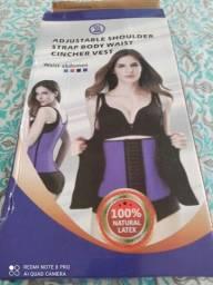 Vendo ou troco, linda cinta preta