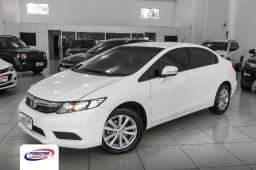 Civic LXL 1.8 Flex Aut. *segunda dona / 69 mil km