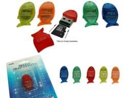 Adaptador USB para cartão de memória
