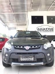 Fiat Strada Adventure 1.8  Ganhe 3 Meses De Tanque Cheio