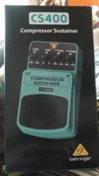Pedal Compressor Susteiner Behringer