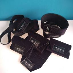 Jiggingbelts + cinta para vara + alça transporte vara + frete grátis