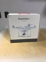 Caixa Vazia Drone DJI Phantom 3 advanced