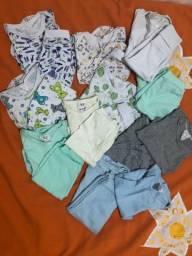 Combo roupa de bebê