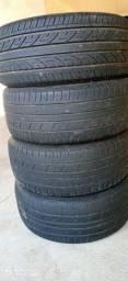 Vendo 4 pneus aro 17