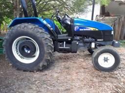 Trator Newroland TL80<br>**