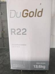 Gás R22 refrigeração
