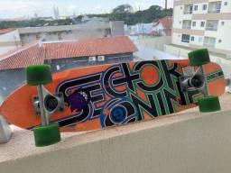 Skate LongBoard Cruiser Sector