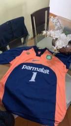 Camisa Goleiro Marcos Palmeiras libertadores 99