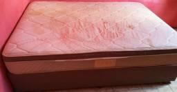 Cama Box molas ensacadas