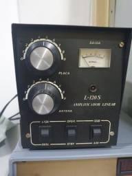 Amplificador linear px MAC L 120 botina PX