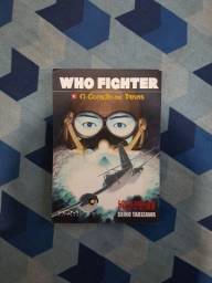 Mangá Who Fighter