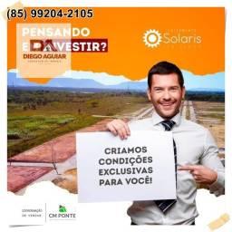 Lotes Solaris em Itaitinga-Gererau &¨%$#