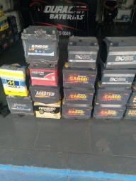 Título do anúncio: Baterias todos tamanho e Ampéres