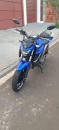 Moto yamaha fazer 250cc 2019