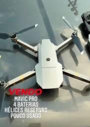 Drone DJI Mavic Pro Fly More Combo + Acessórios