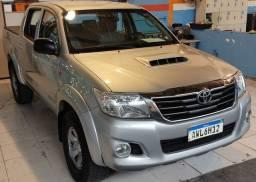 Toyota Hilux SR turbo diesel 4x4 aut.