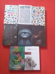 Lindas bíblias
