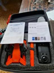 A promoção vai até Domingo Drone L900 GPS e Gimbol- De 990 por 790 até 12x sem júros - San