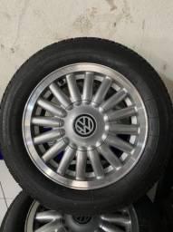 Rodas Bananinha 14 VW
