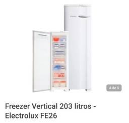 Título do anúncio: Freezer Electrolux Fe26 220v Industrial