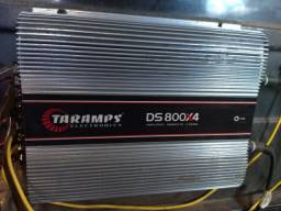 Módulo taramps ds800 amplificador semi novo