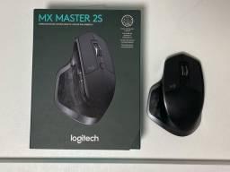 Mouse Logitech MX Master 2S - novinho
