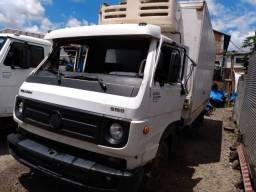 Sucata caminhão VW 9160 delivery ano 2013