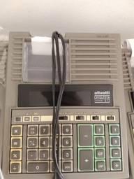 Calculadoras Olivetti usadas