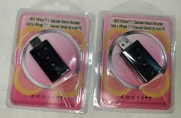 Placa de audio USB
