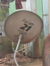 Vendo antena de TV