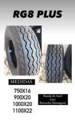 Título do anúncio: Reforma de pneus agrícola, carga, passeio