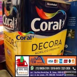 &&&Encontre Tintas Para Parede Coral Promocao
