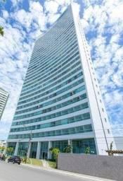 *|JG| Apartamento em Barra de Jangada c/ ótima estrutura (Edf. Marinas da Barra)