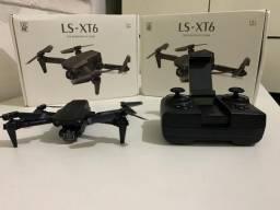 Minidrone XT6! NOVO! Câmera 1080P!