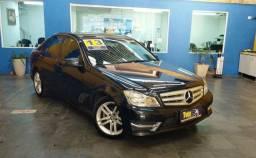 Título do anúncio: Mercedes Benz C-180  1.6 turbo 16V Aut. GASOLINA AUTOMÁTICO