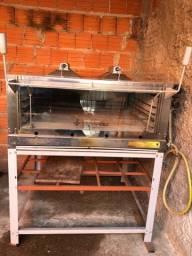 Título do anúncio: Vendo forno Venâncio com 2 infravermelho Superior