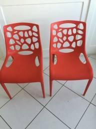 Título do anúncio: Cadeiras decorativas