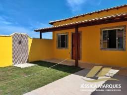 044Jmc Casa excelente com 2 quartos próximo à rodovia em Unamar - Cabo Frio - RJ