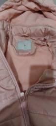 Jaqueta infantil tamanho 10