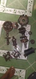 Peças do motor cb 450