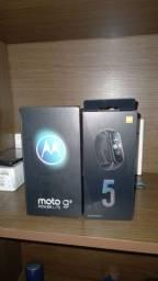 Moto G8 Power lite + Relógio Inteligente Mi Smart band 5